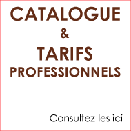 catalogue tarifs